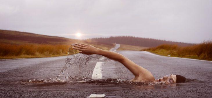 La natation, un sport qui rend plus fort le corps et le mental